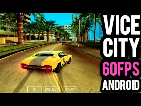 GTA: Vice City Stories PPSSPP Android 60fps 1080p Test