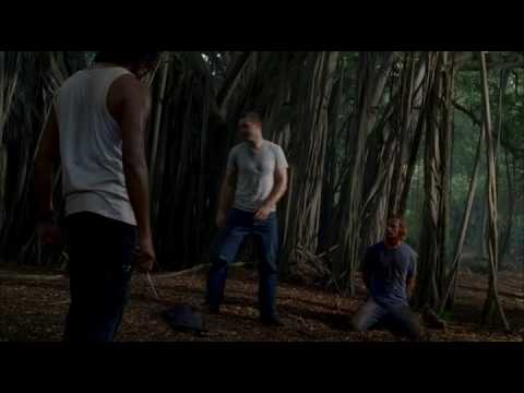 LOST S01E08 - Sayid Tortures Sawyer