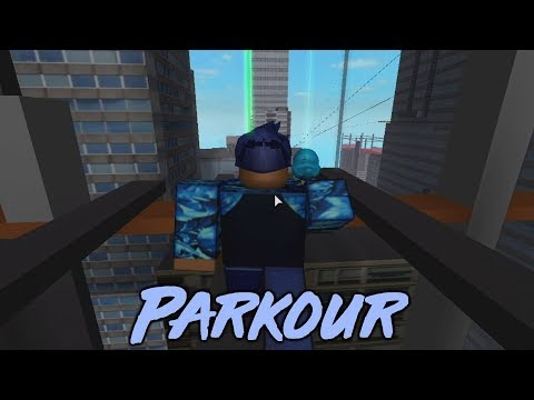 Roblox   Parkour - Freestyle Parkour Running - YouTube