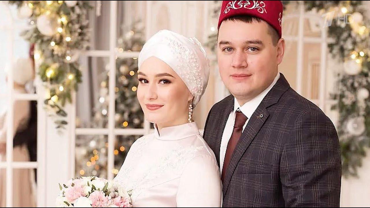 Видео пооздравление на свадьбу в стиле передачи Давай поженимся