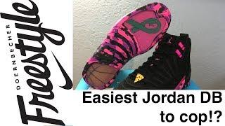 Nike Air Jordan 12 Doernbecher Review