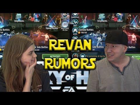 Revan Rumors - Chimaera Event Fix - Home One   Star Wars: Galaxy Of Heroes - SWGoH