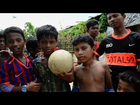 AFP: La fièvre du Mondial continue dans les camps de réfugiés