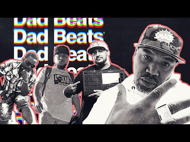 🔴 Sample Packs or Vinyl? with Ski Beatz   Dad Beats Producer Podcast #5