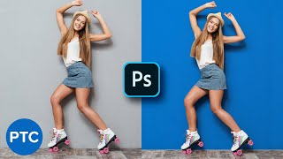 How To Change Background Color in Photoshop - Complete Process