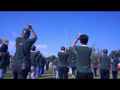 Senam Ronda Kecamatan Anak Tuha (KKN 2017)