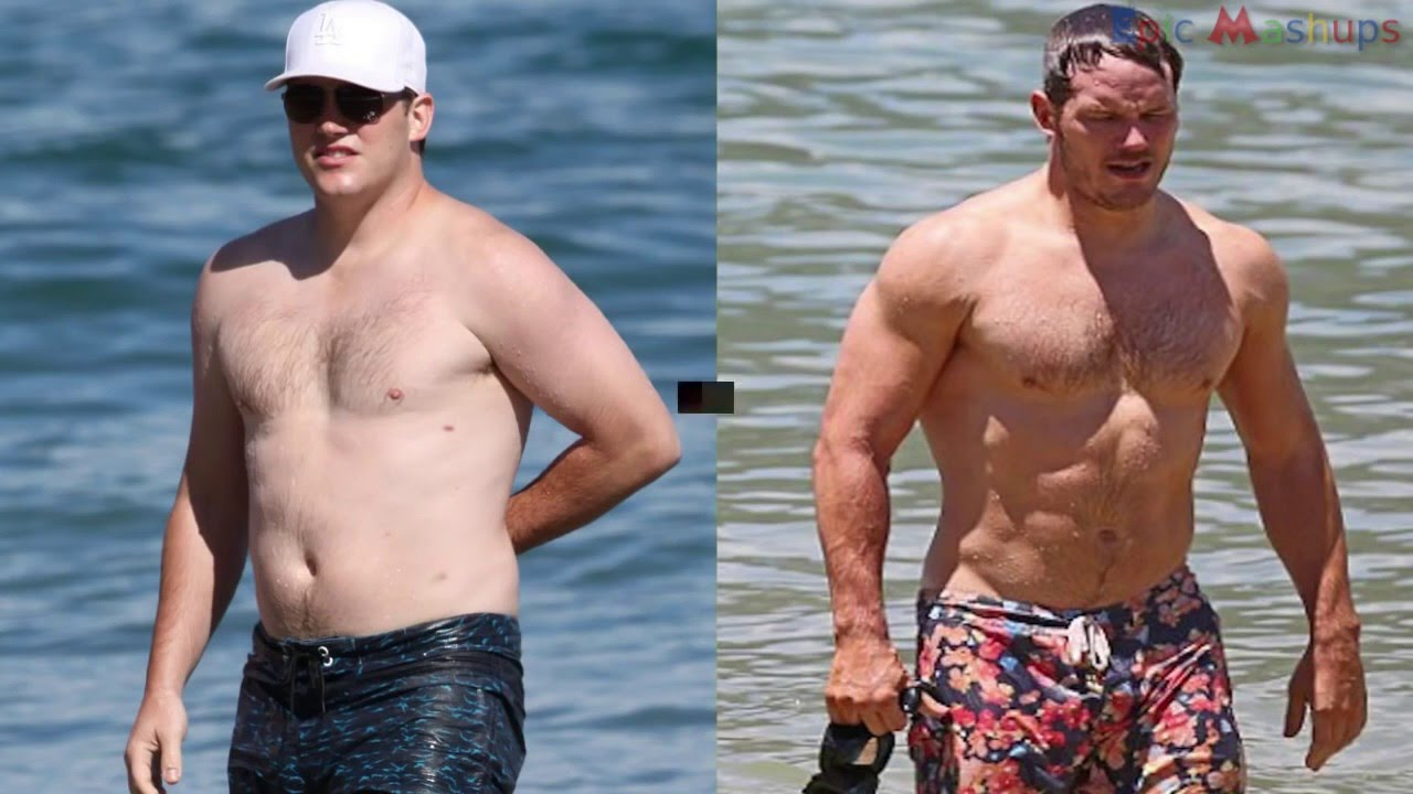 Body Transformation: Tate Confer, From Fat To Fit