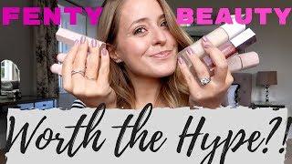 FENTY BEAUTY - Worth The Hype?! | Fleur De Force