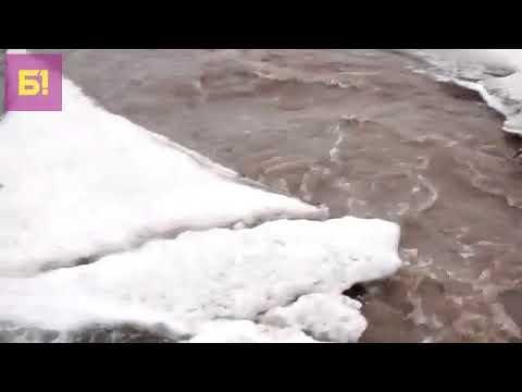 Потоп в Масловой Пристани Белгородская область