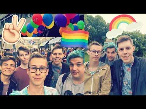 ZURICH GAY PRIDE 2016 | Follow Me Around
