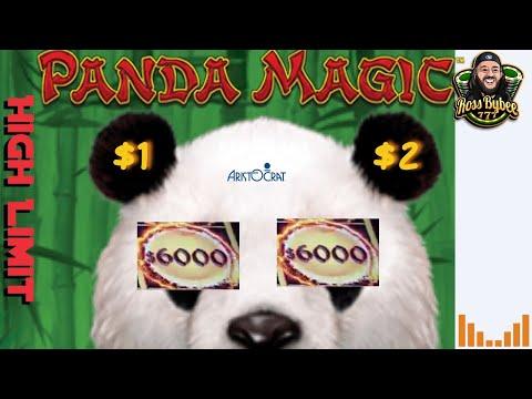 High Limit Dragon Link Panda Magic Spin and Hold Mega Jackpot!