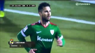 Linense 0-2 Athletic Club Resumen LaCopa