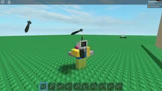 Roblox Development - Remade Airstrike