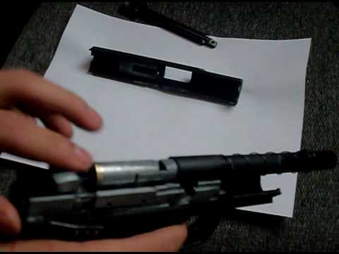 how to lubercate a walther cp99 compact recon youtube rh youtube com Walther CP99 BB Pistol Walther CP99 Compact CO2 Gun
