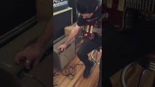 1962 Fender Jazzmaster through a 1961 Fender Princeton