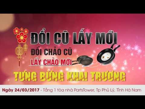 TVC Khai Trương Siêu Thị điện Máy Pico Hà Nam