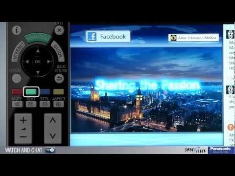 Panasonic VIERA - Tutorial Watch and Chat