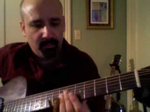 Acoustic slide guitar song  Tony Furtado