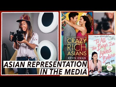 Asian Representation In The Media: Chinese vs Western Upbringing