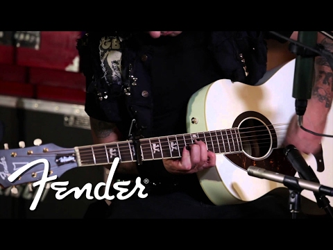 Rancid's Tim Armstrong Performs 'Locomotive' | Fender