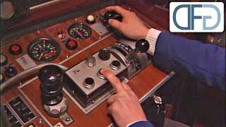 Automatischer U-Bahn-Betrieb in Berlin - SelTrac | Industriefilm von 1987