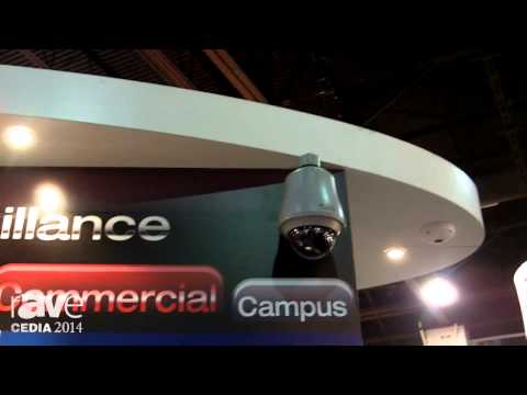 CEDIA 2014: LILIN Offers Ceiling Mount and Outdoor Mount PTZ Cameras