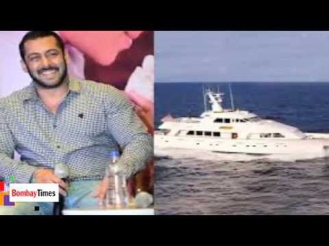 Salman Khan to Buy a New Yacht for 50th Birthday