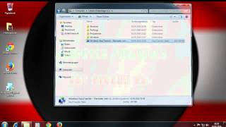 Windows 7 32, 64 Bit installieren Part 3-5 (Daten sichern)