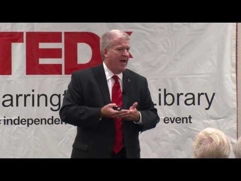 Building Future-Ready Students | Dr. Brian Harris | TEDxBarringtonAreaLibrary