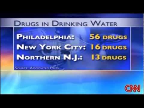 Pharmaceuticals in Tap Water (CNN)