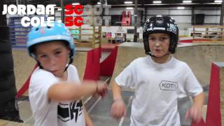 jordan robles vs cole zimmerman   game of scoot