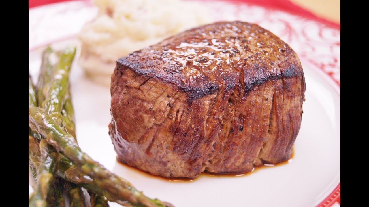 Filet Mignon Recipe How To Cook Perfect Filet Mignon Best Pan
