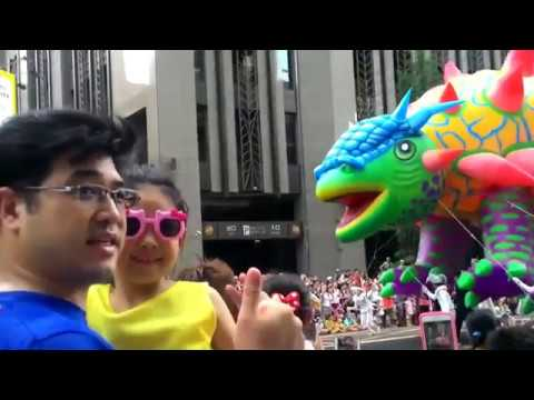 (7Y5M) 2018 New Taipei City Hall Citizen Square Parade