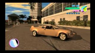Gta Vice City Rage - Gameplay  [GTA 4 mod]
