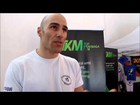 Federação Portuguesa de Krav Maga: Paulo Pereira