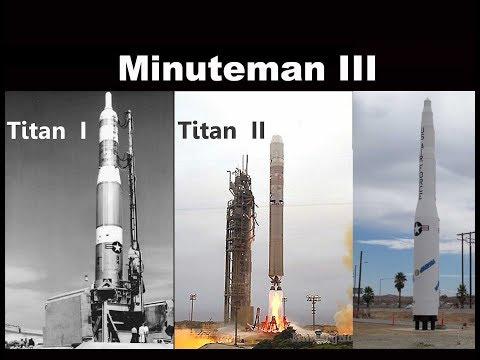 MINUTEMAN III ICBM DOCUMENTARY 2017
