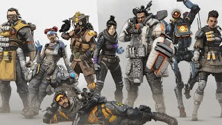 ApexLegendsたまにはwチーム交流会
