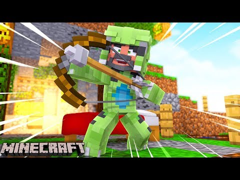 BEST MINECRAFT BEDWARS EVER!! BEATING A CHEATER!!!!!