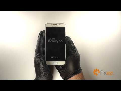 Samsung Galaxy S6 Dock Port, Headphone Jack and Home Button Repair - Fixez.com