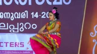 53rd kerala state kalolsavam  malappuram, folk dance 1st place perfomance ,choreographer :Job mash