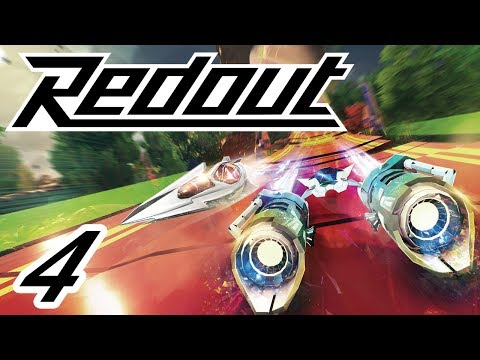 Let's Play Redout, Part 4: Italian jungles