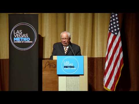 Las Vegas Chamber of Commerce Board of Trustees 2014 Installation Luncheon - Chairman Message 2