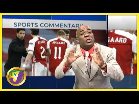 Where is Arsenal? | TVJ Sports Commentary - August 30 2021