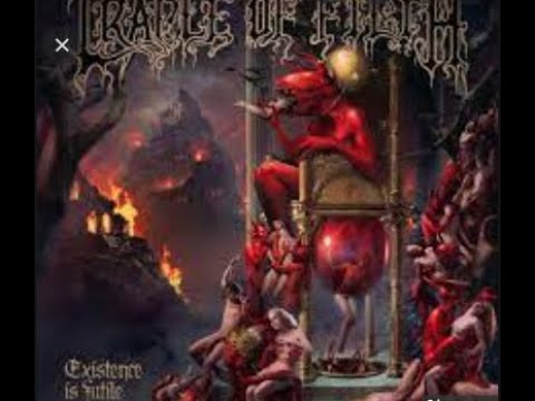 """CRADLE OF FILTHrelease new song Crawling King Chaos off album """"Existence Is Futile"""""""