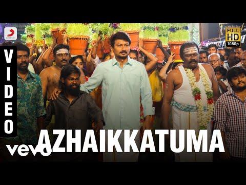 Kanne Kalaimaane - Azhaikkatuma Video (Tamil) | Udhayanidhi Stalin, Tamannaah