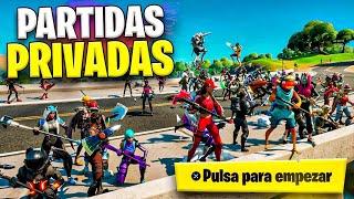 🔴  PARTIDAS PRIVADAS FORTNITE PERU / SI DONAS CANTO / OUTFIT / SCRIMS / FULL GAME