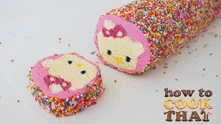 Hello Kitty Cookies How To Cook That Ann Reardon Harō Kiti