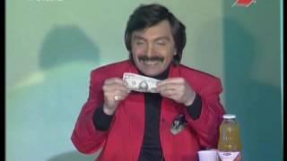 """Престидижитатор Амаяк Акопян в телеигре """"Проще простого"""""""
