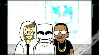 Marshmello x Juicy J - You Can Cry Ft. James Arthur (Trap Remix)