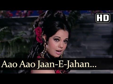 Aao Aao Jaan-E-Jahan Dil Ne Dhoondha - Sameer - Mumtaz - Gomati Ke Kinare - Hindi Songs - R.D.Burman